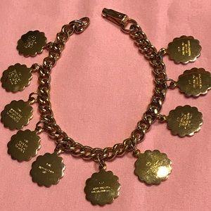 Jewelry - 1960's Rare Ten Commandments Bracelet